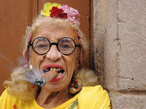 Verão em Cuba: noção nenhuma e charutos